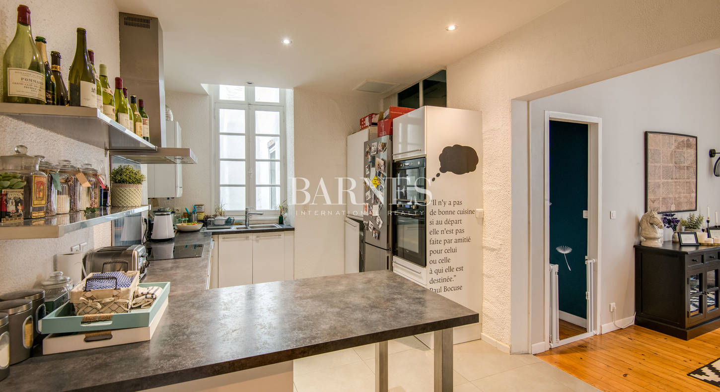 Appartement feydeau 3 chambres