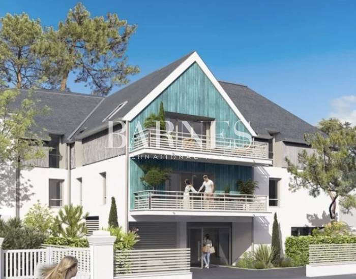 LA BAULE QUARTIER ROYAL PARK - Appartement neuf T4 de 79,8m²